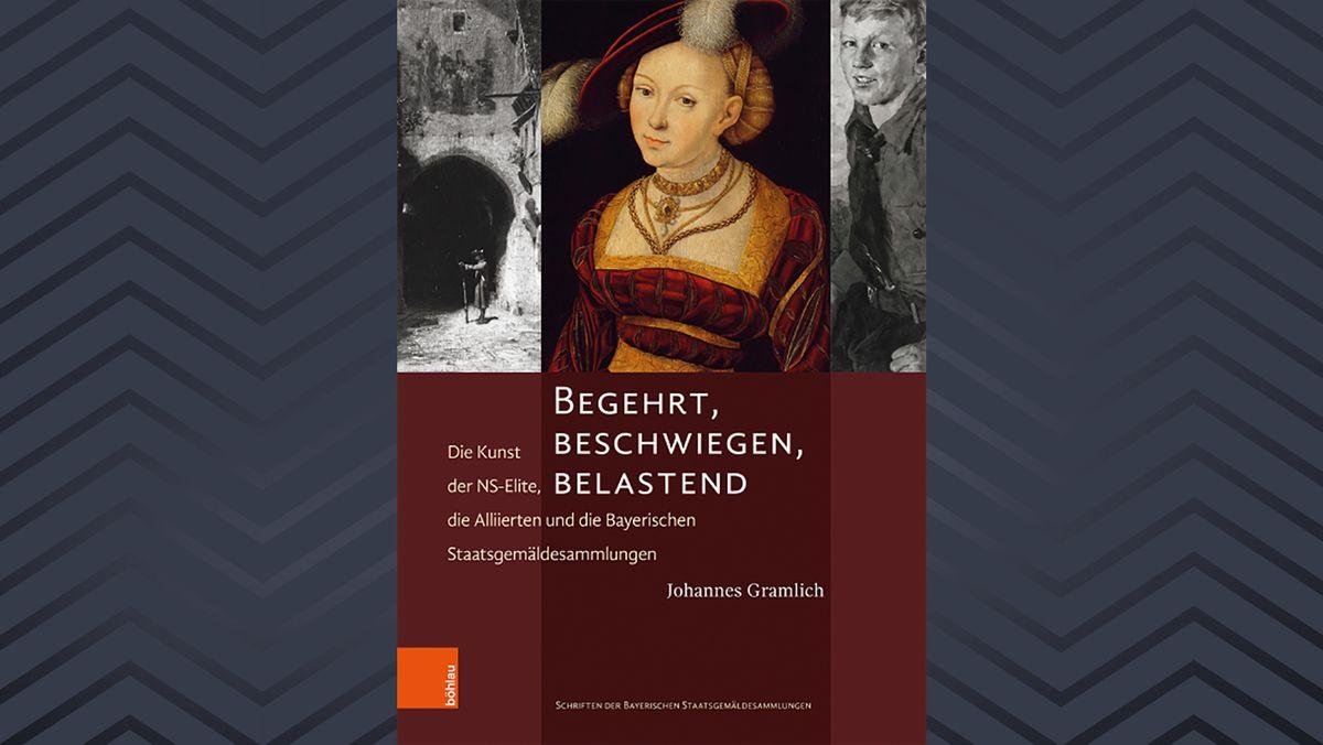 Die Vorderansicht des Buches. Erschienen ist es bei Böhlau, zu haben für 35 Euro.
