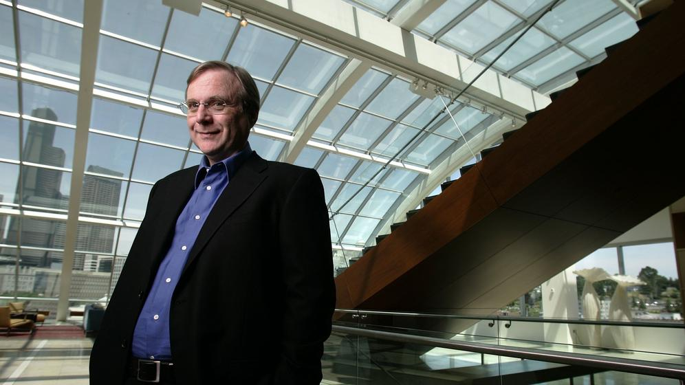 Microsoft-Mitgründer Paul Allen | Bild:John Lok/pa/dpa