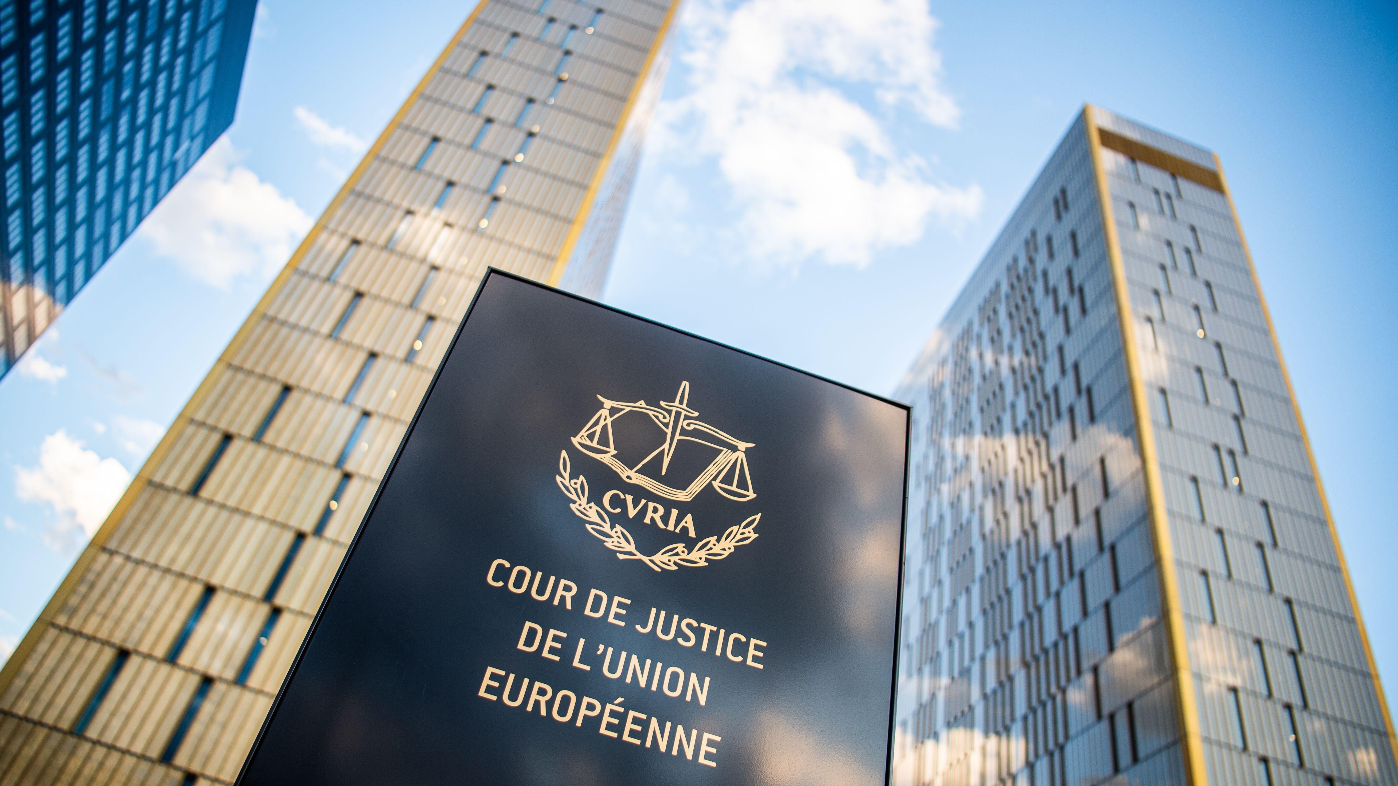 Hauschild vor dem Europäischen Gerichtshof in Luxemburg