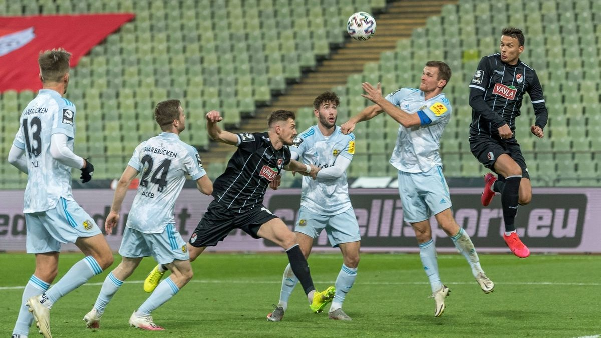 Türkgücü München - 1. FC Saarbrücken