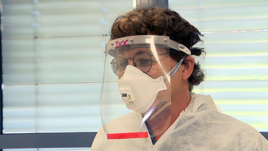 Kinderärzte in der Corona-Pandemie