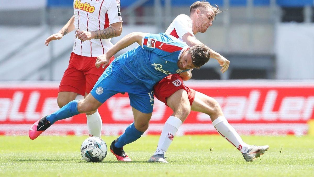 SSV Jahn Regensburg - Holstein Kiel