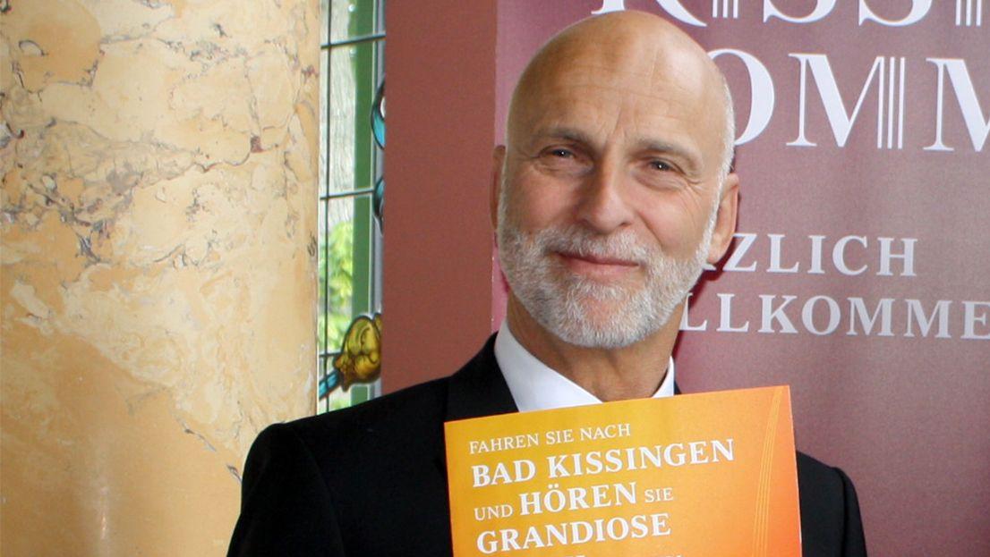 Kay Blankenburg (SPD), Oberbürgermeister von Bad Kissingen