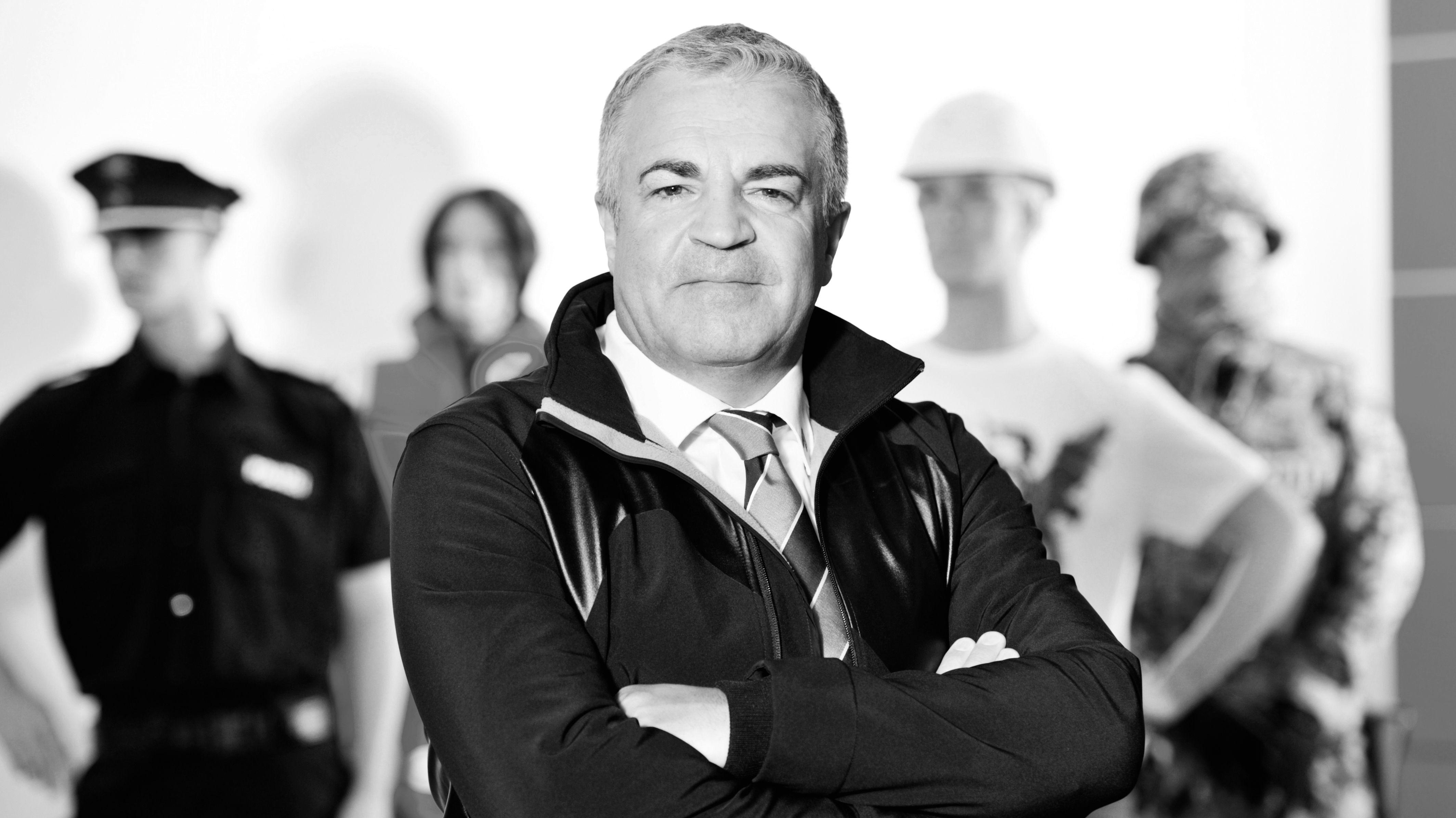 Ewald Haimerl: Der Geschäftsführer und Inhaber der international renommierten Schuhfirma Haix mit Sitz in Mainburg (Lkr. Kelheim) ist tot.
