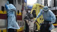 Auch in Hongkong haben sich die ersten Menschen mit dem Coronavirus infiziert. China sperrt nun Städte, um die Ausbreitung zu verhindern. | Bild:dpa-Bildfunk / Miguel Candela