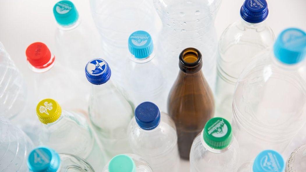 Symbolbild: Pfandflaschen