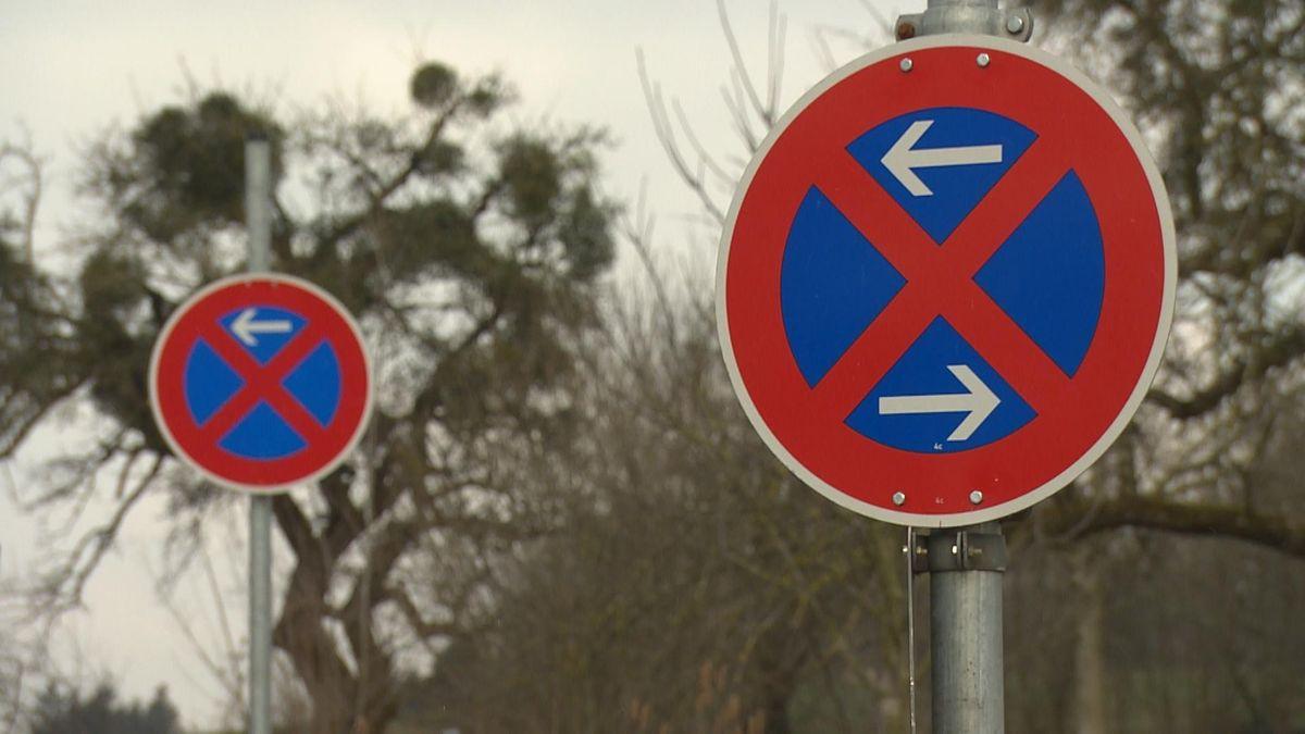 Stadt Nürnberg startet Plakat-Aktion gegen Falschparker.