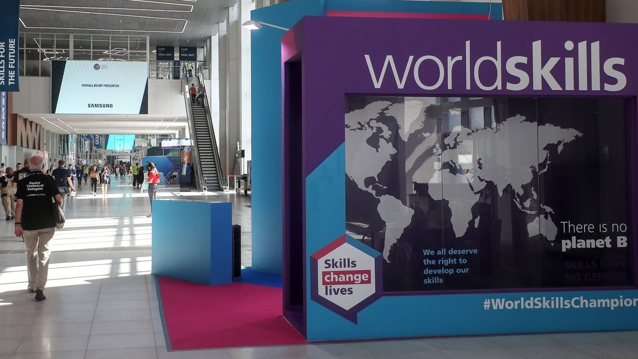 WorldSkills Russland