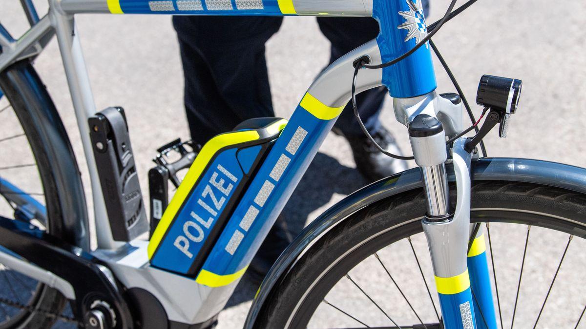 Seit sechs Monaten geht die Polizei in Landshut auch mit E-Bikes auf Streife.