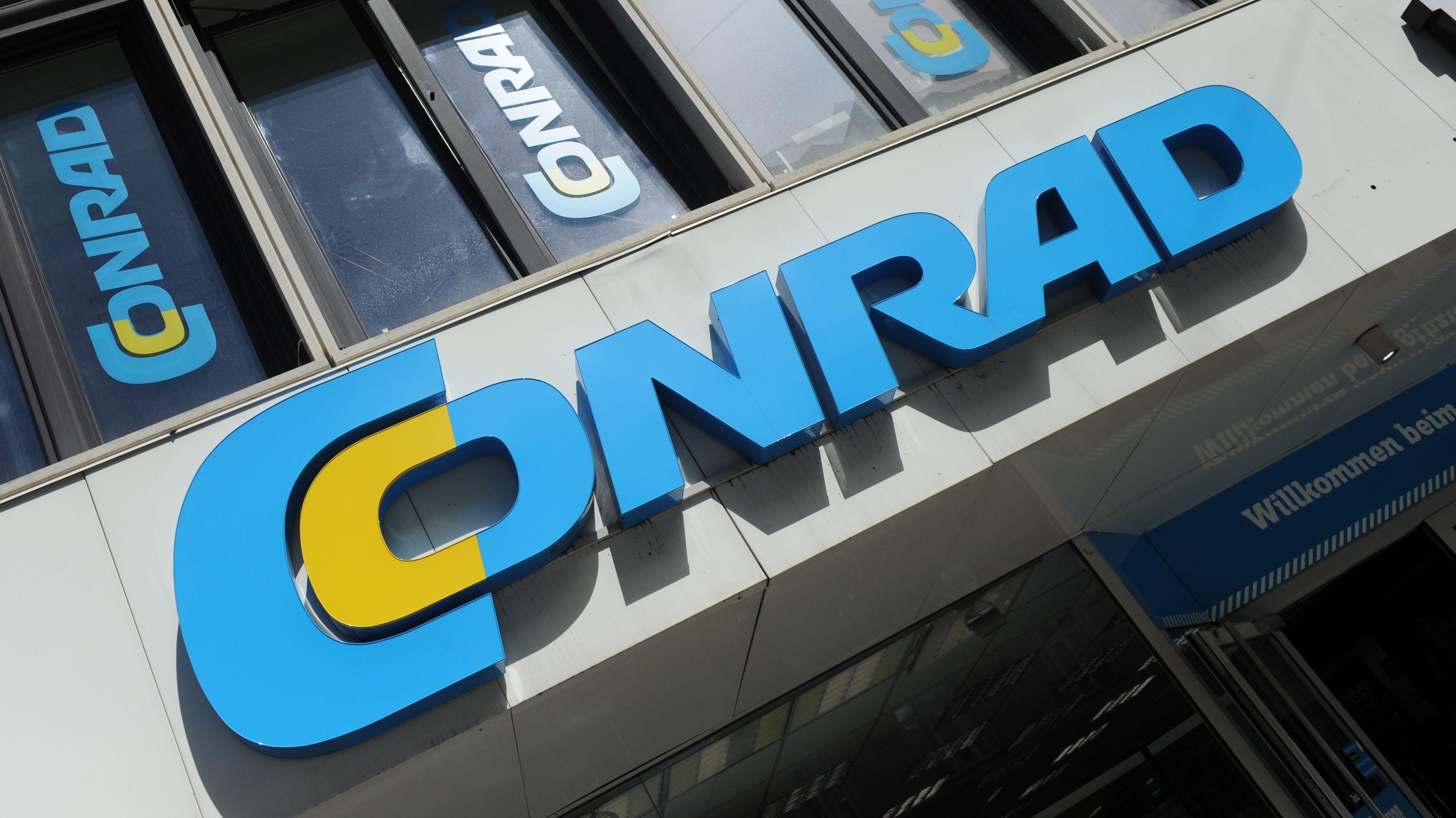 Das Conrad-Unternehmenslogo