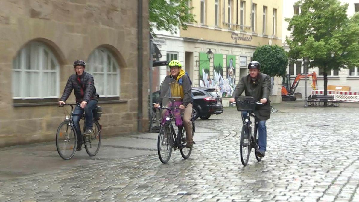 Die Ansbacher sind aufgerufen, viele Kilometer mit dem Fahrrad zurückzulegen.