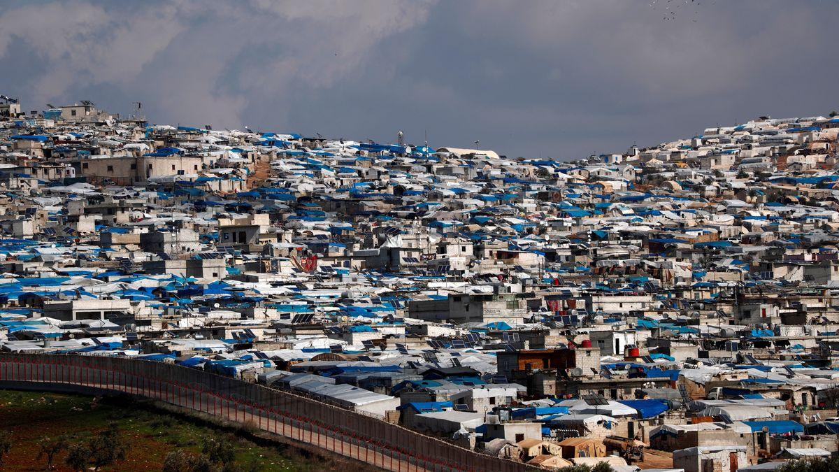 Das Atma IDP Flüchtlingscamp in Idlib