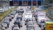 Archivbild: Stau auf der A9 bei München | Bild:picture alliance / Matthias Balk/dpa