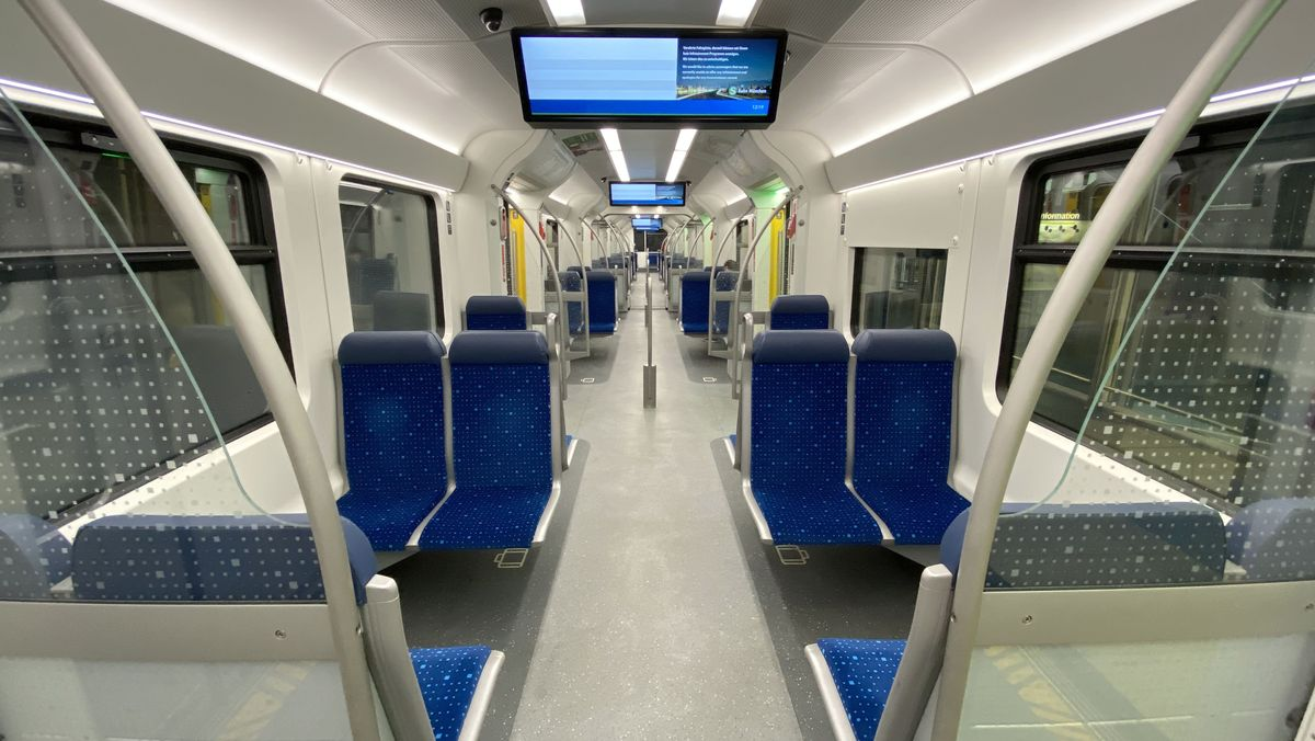 Münchner S-Bahn: Tatort sexueller Belästigung?