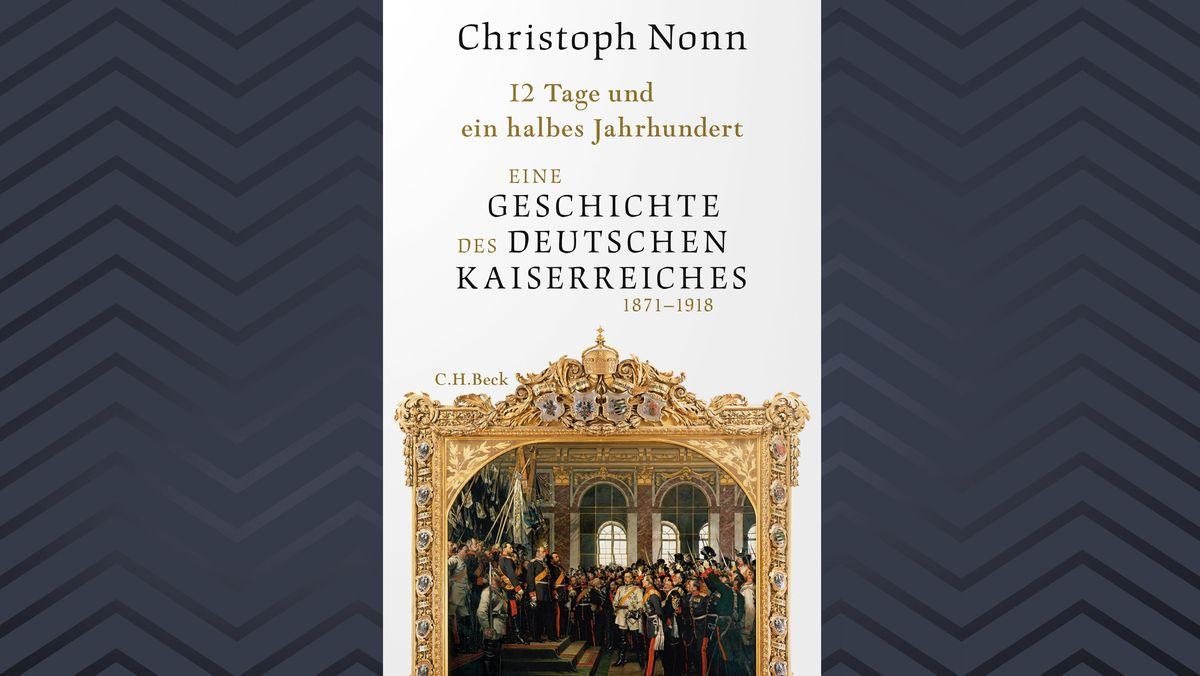 """Das Cover von Christoph Nonns Buch: """"12 Tage und ein halbes Jahrhundert"""""""