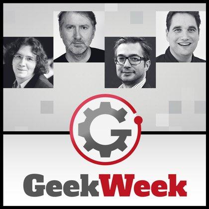 Podcast Cover GeekWeek   © 2017 Bayerischer Rundfunk