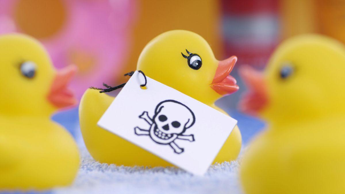 Allergie-auslösende Chemikalien in Spielzeug