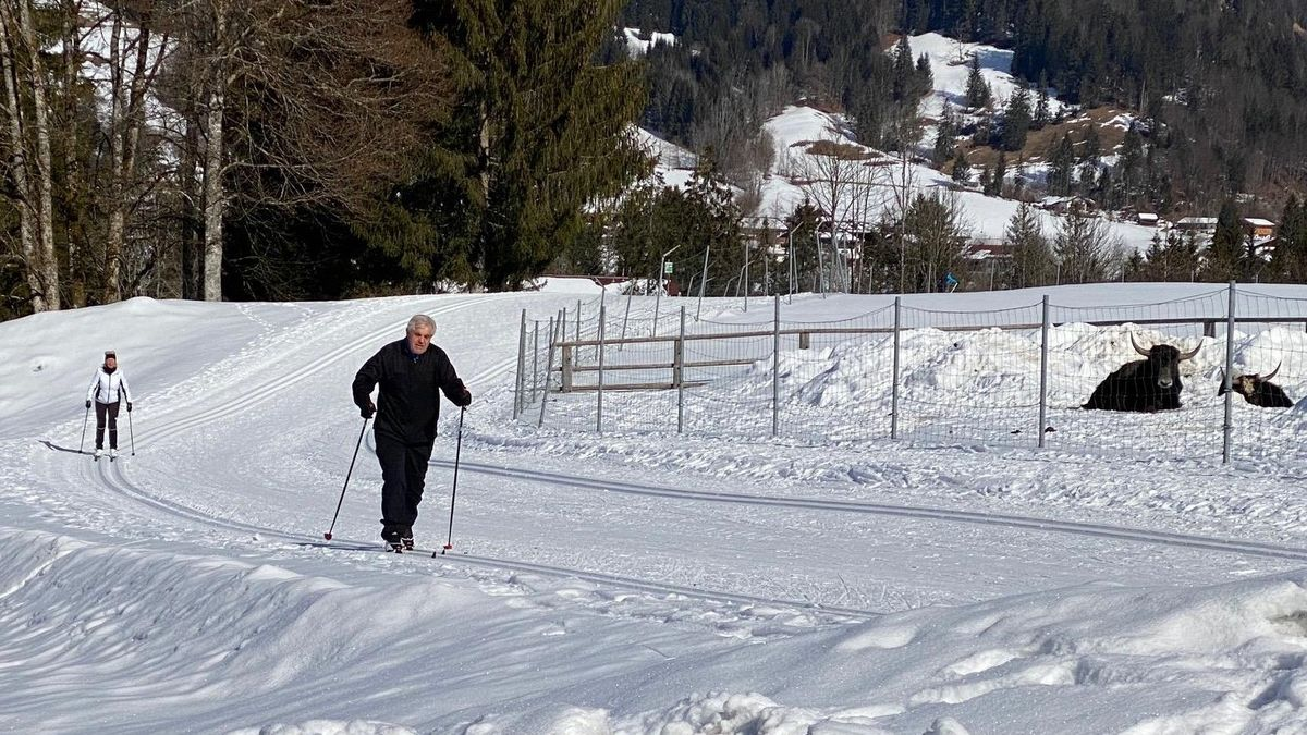 Kaum Wintersportler wegen Corona