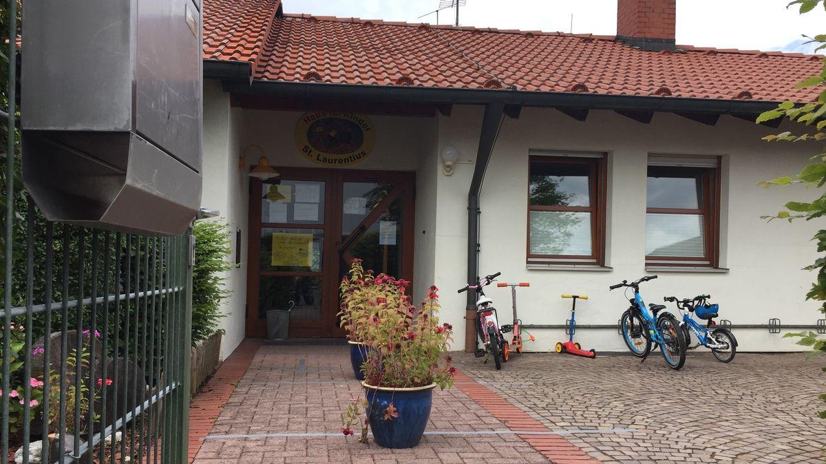 Kindergartengruppe und Hort in Aschaffenburg mussten schließen