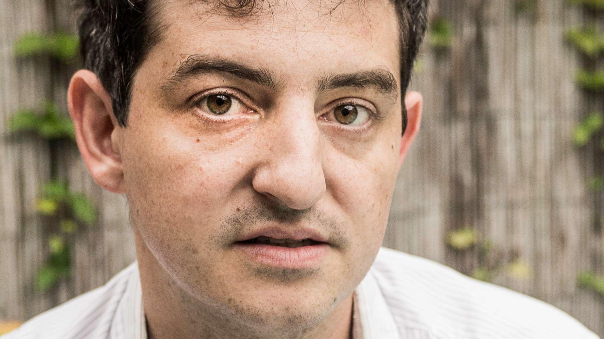Autor und New York Times-Journalist Nathaniel Rich
