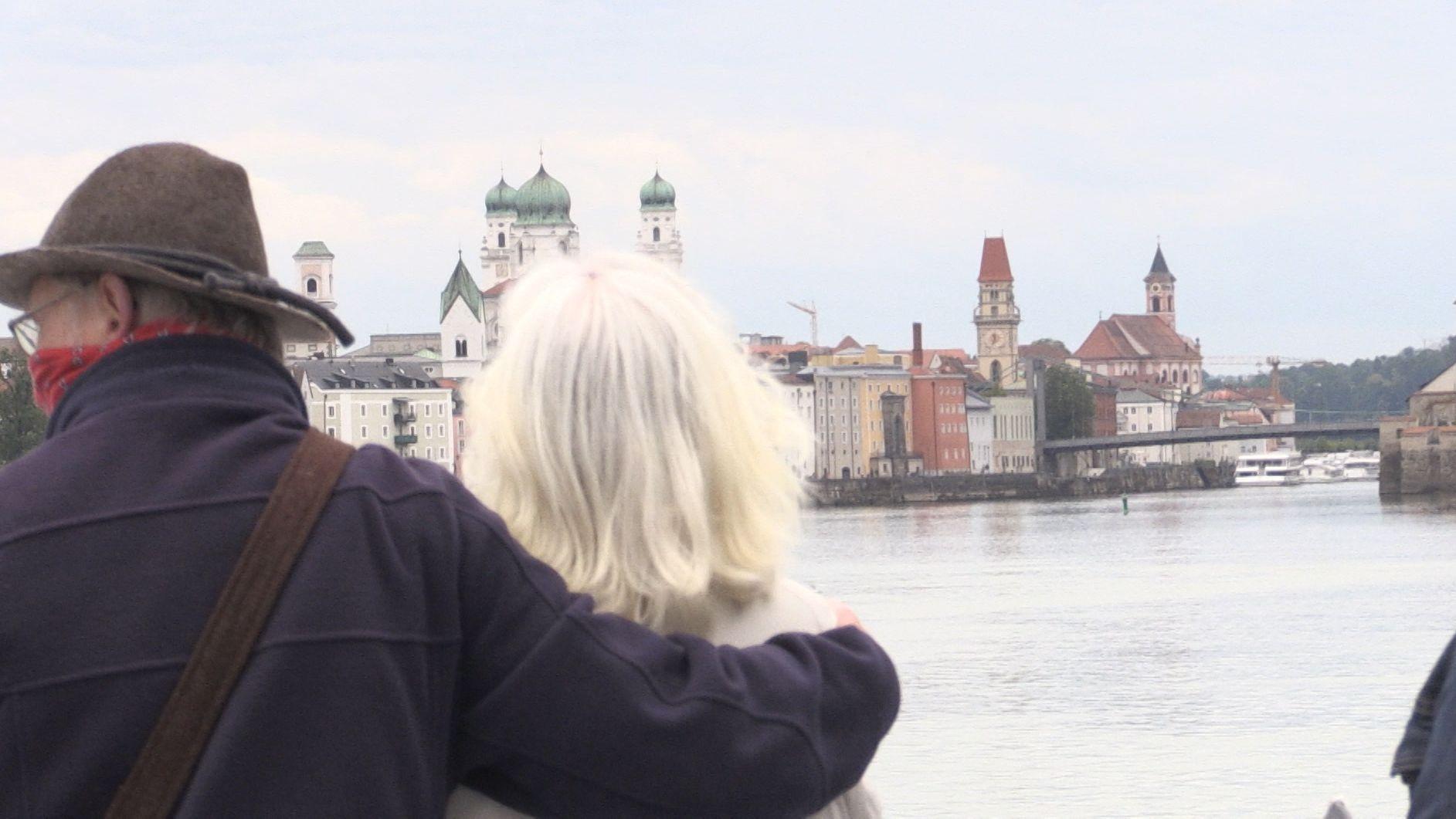 Volle Kraft voraus hieß es heute nach der Corona-Zwangspause auch auf der Donau in Passau