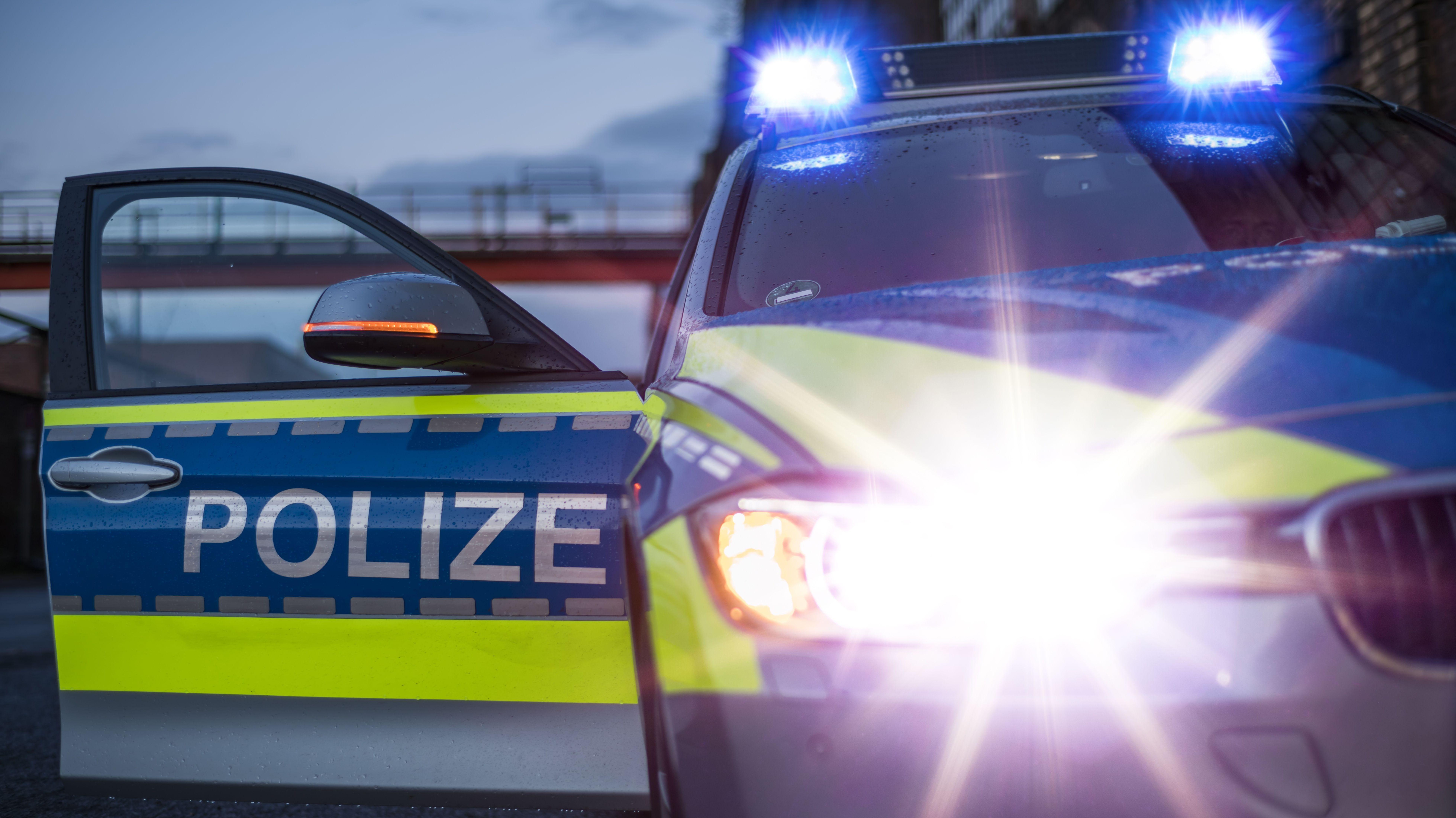 Polizei (Symbolfoto)