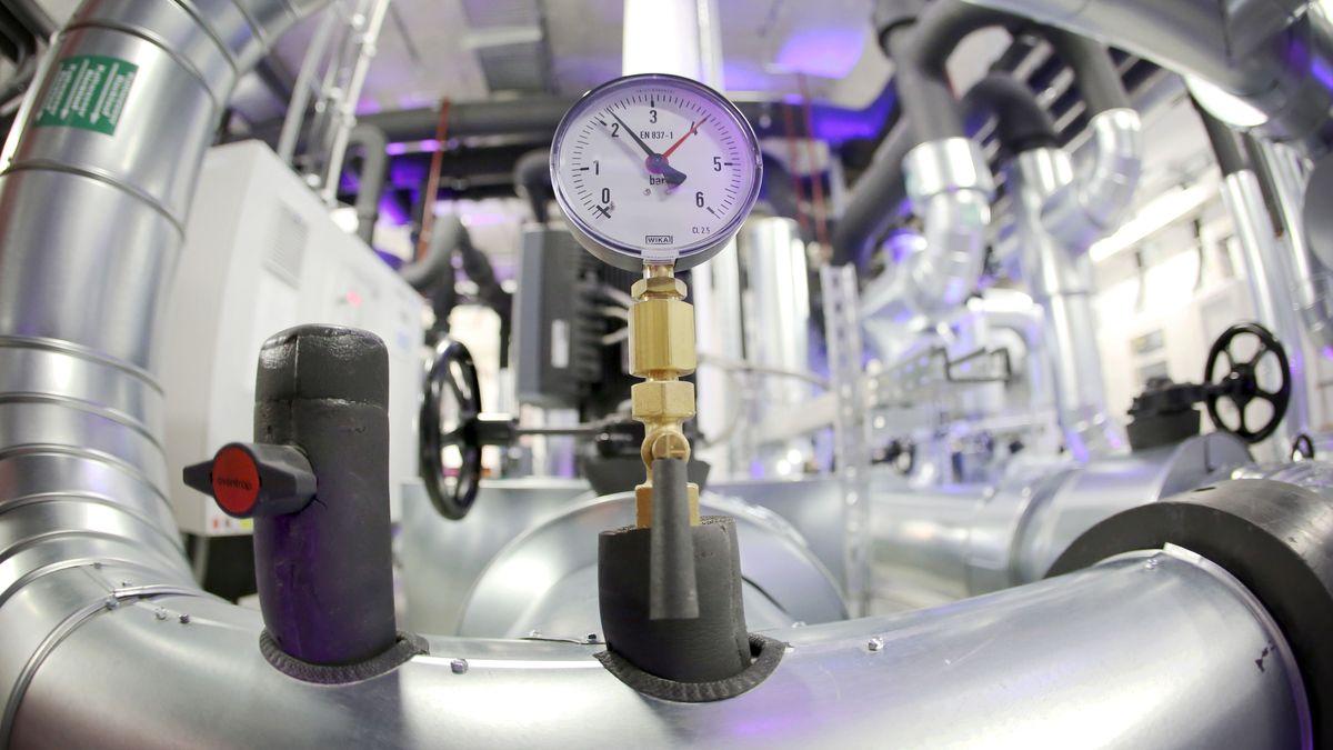 Kühlanlage des Darmstädter Rechenzentrums (DARZ)