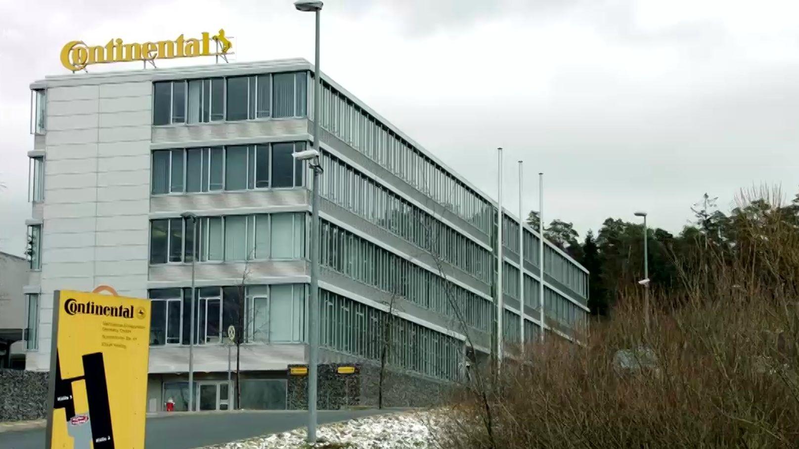 Continental will das Vitesco-Werk in Roding aufgrund der Schwäche der Automobilindustrie 2024 schließen.