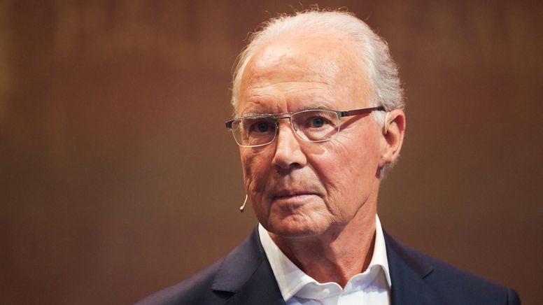 Franz Beckenbauer   Bild:dpa-Bildfunk
