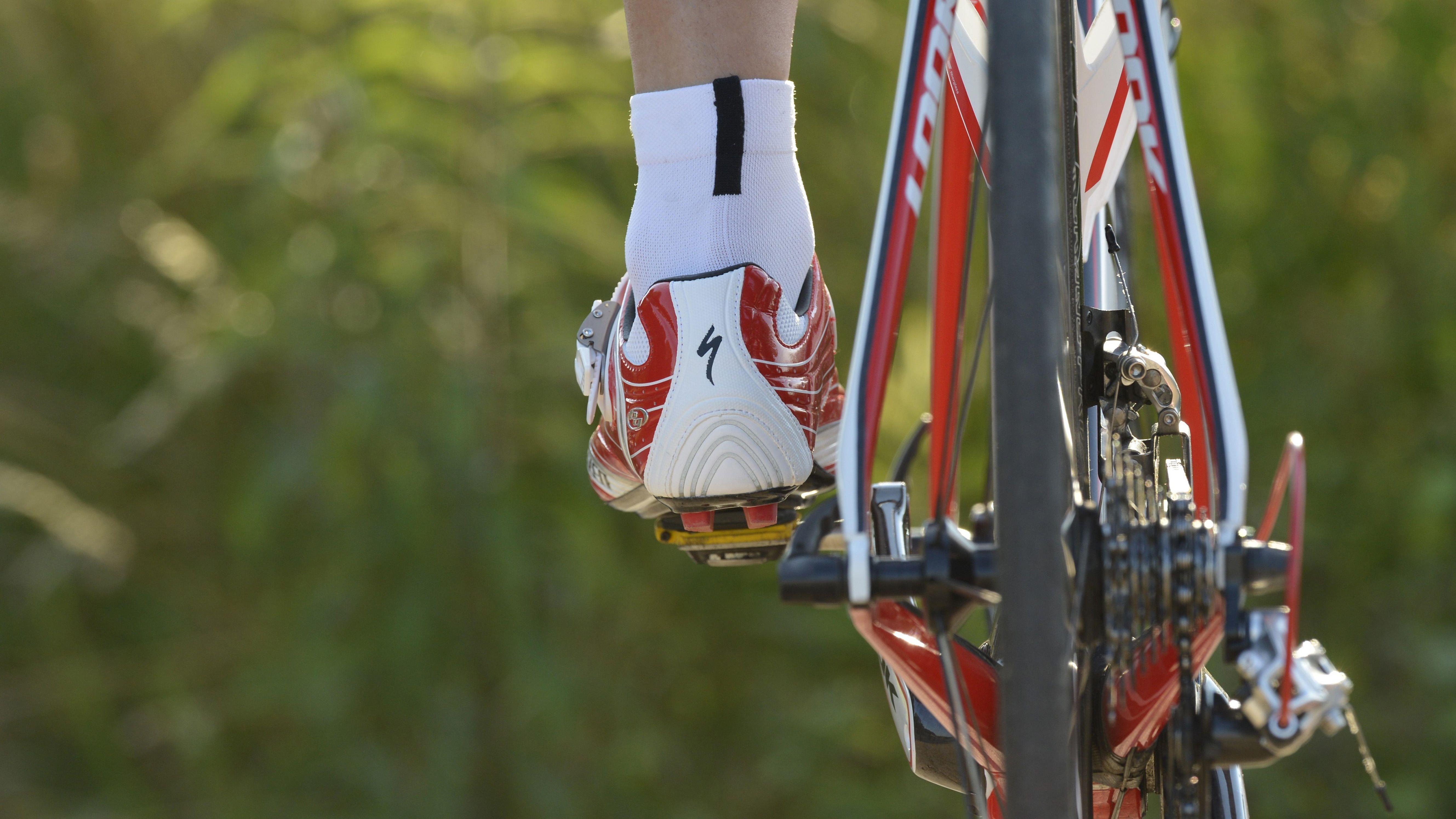 Rennradfahrer (Symbolbild)
