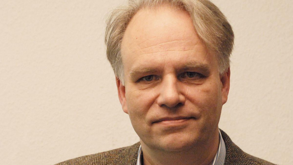 Porträt des Zeit-Autors Jens Jessen