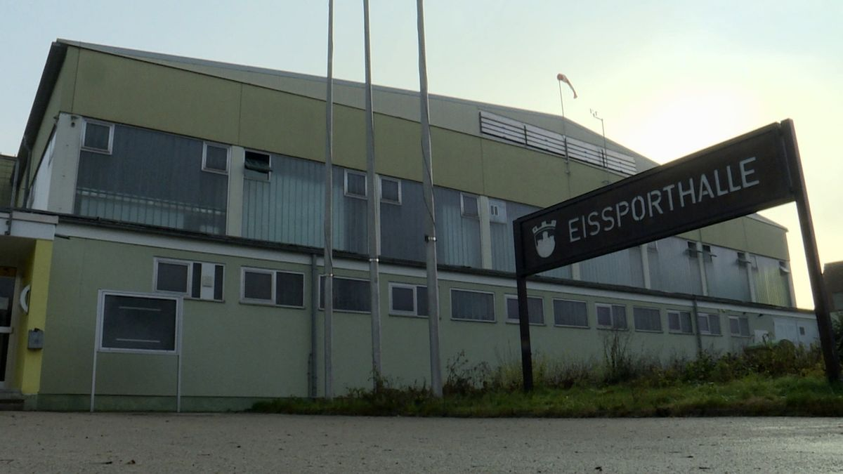 Eissporthalle in Bad Kissingen