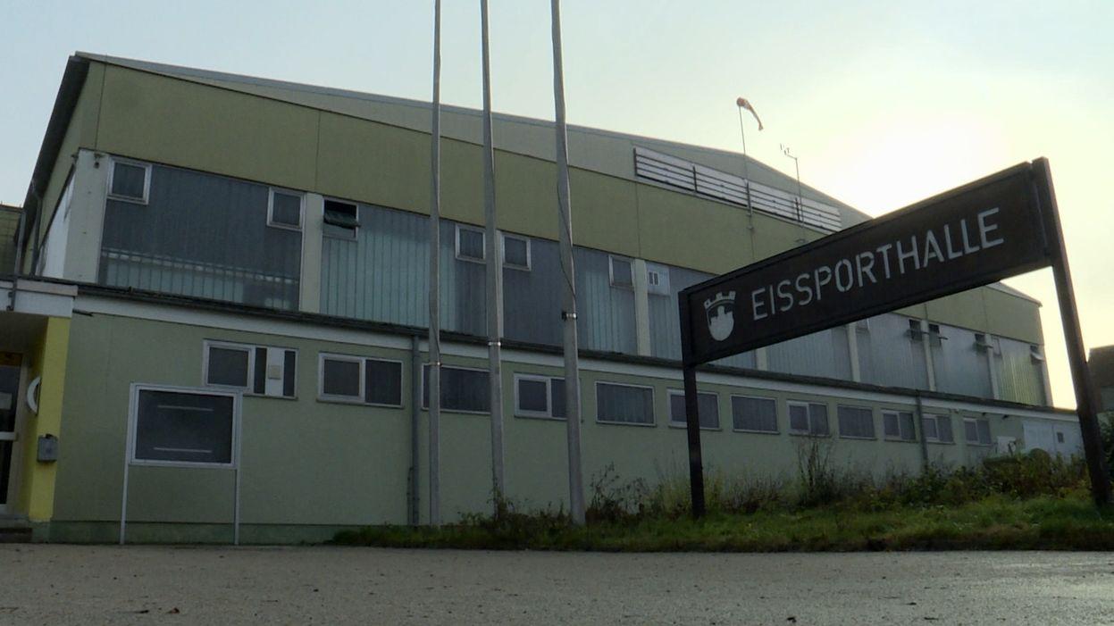 Eissporthalle in Bad Kissingen