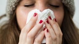 Grippewelle | Bild:dpa-Bildfunk/Christina Sabrowsky