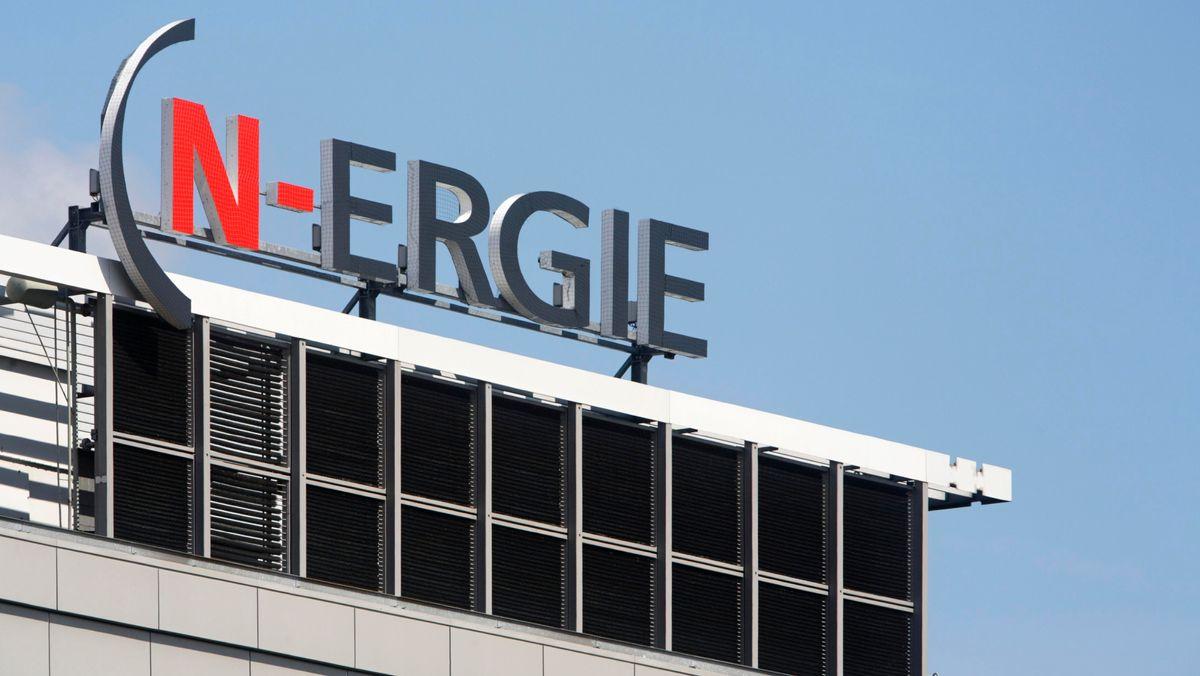 Logo des fränkischen Energieversorgers N-Ergie