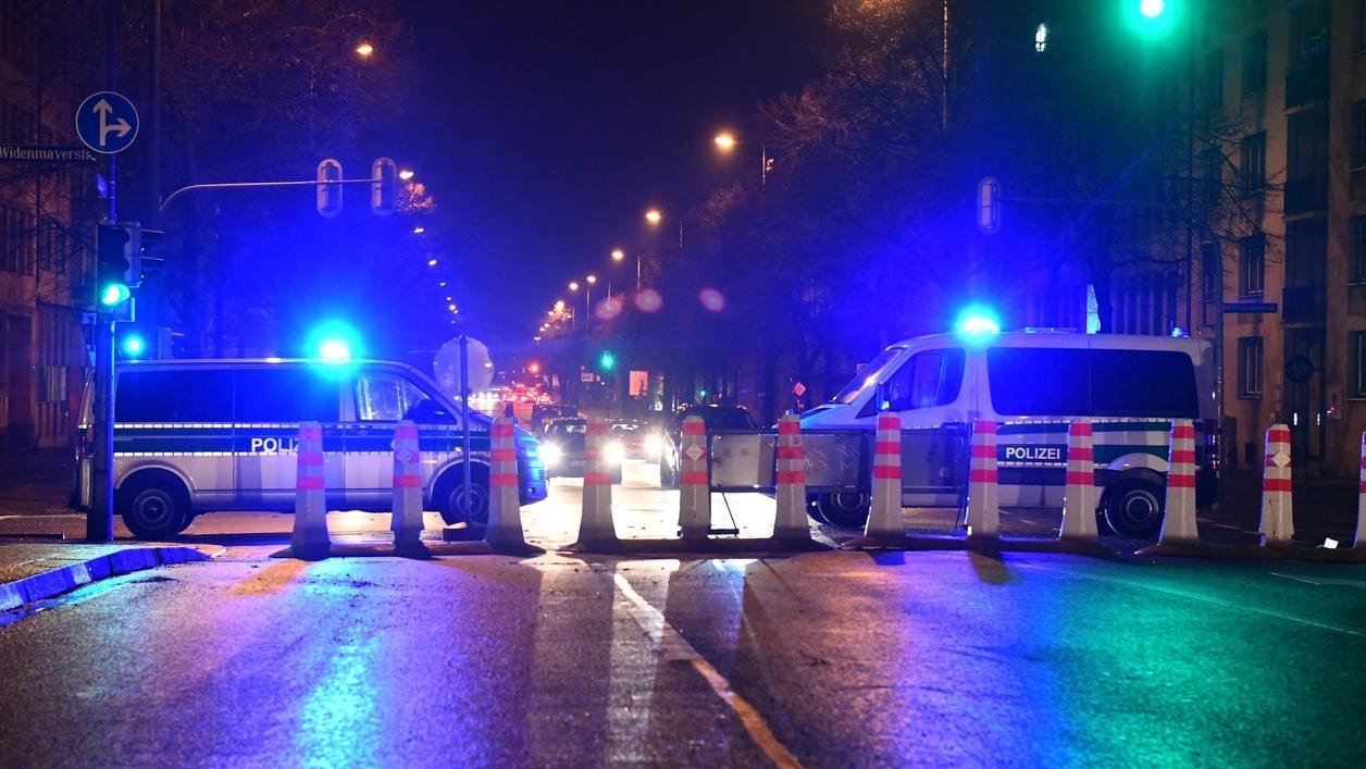 Polizeieinsätze an Silvester / Neujahr 2019 in München