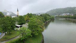 Rhein-Main-Donau-Kanal bei Kelheim | Bild:BR/Andreas Wenleder