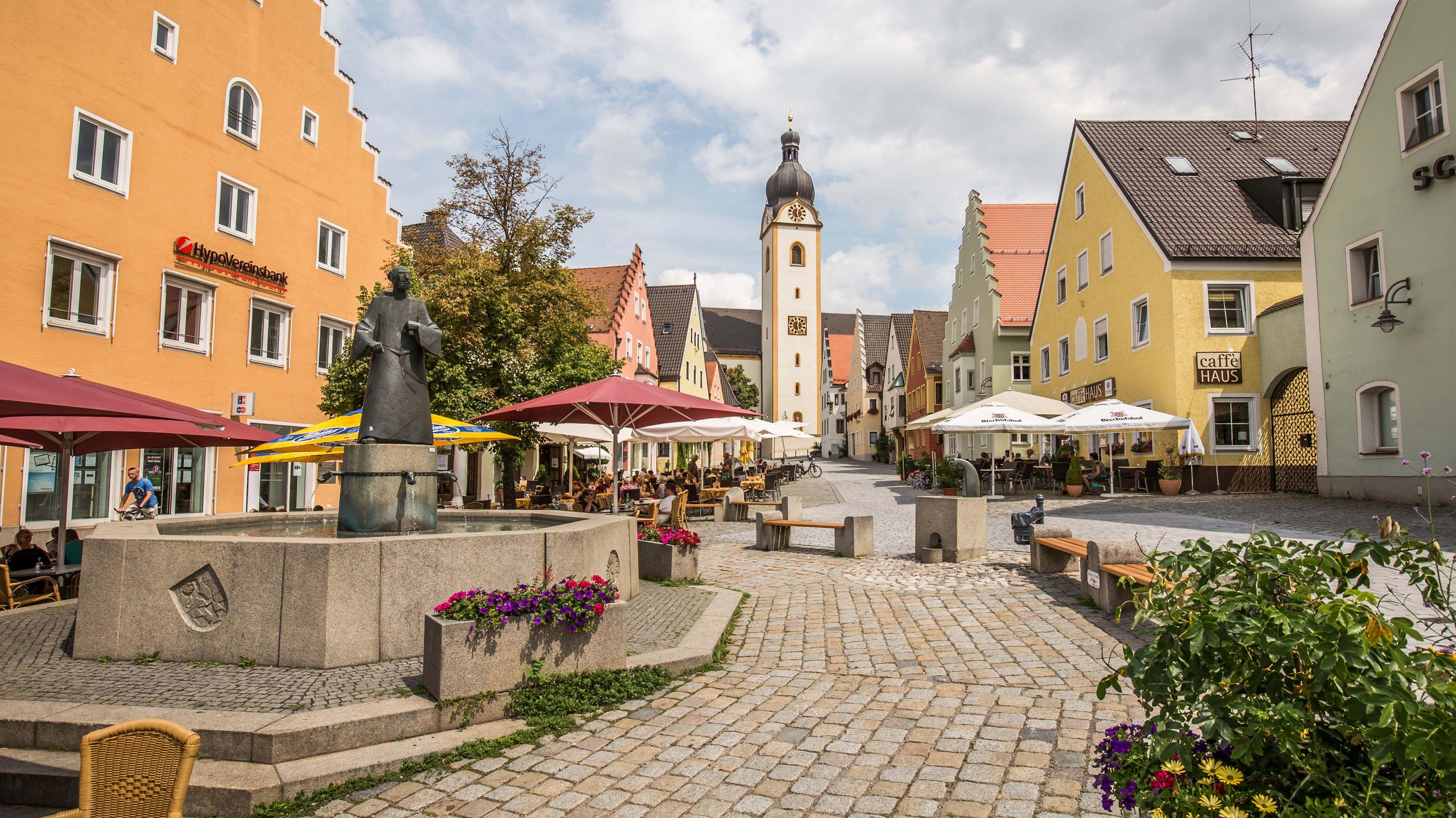 """Schwandorf wird """"Kulturstadt Bayern-Böhmen 2020""""."""