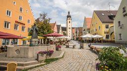 """Schwandorf wird """"Kulturstadt Bayern-Böhmen 2020"""".    Bild:Oberpfälzer Wald - Landkreis Schwandorf"""