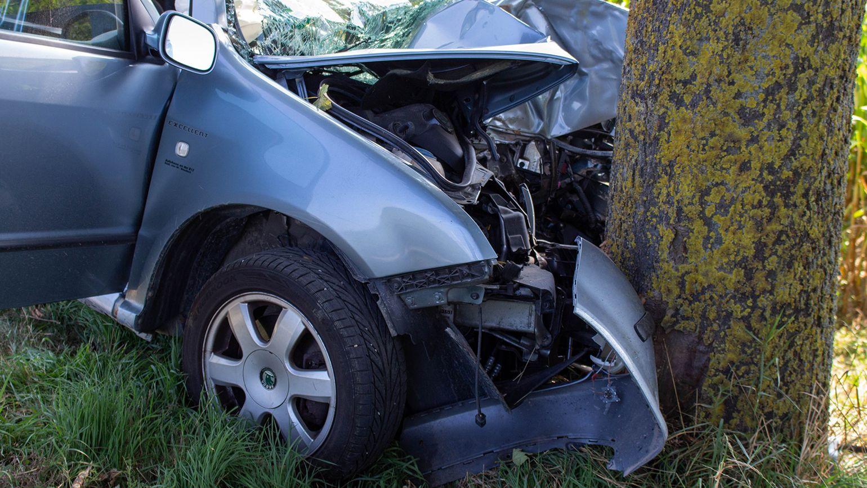 Tödlicher Verkehrsunfall B13 Hohenkammer