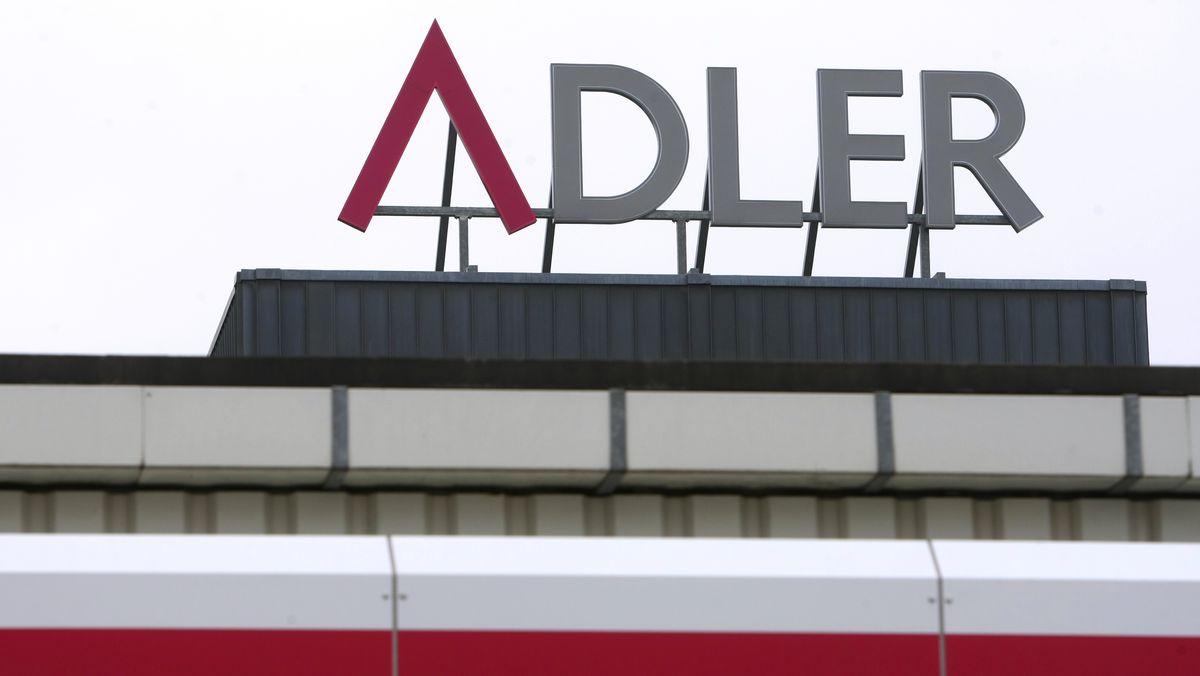 Die Adler-Zentrale in Haibach