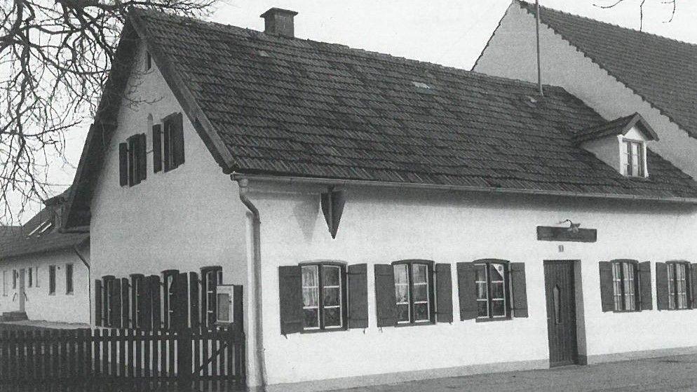 Das Wirthaus in der Dorfmitte von Pischelsdorf