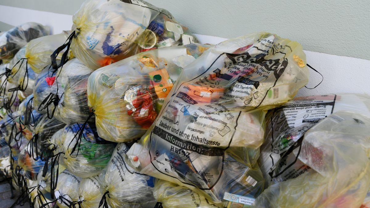 Symbolbild: Plastikmüll