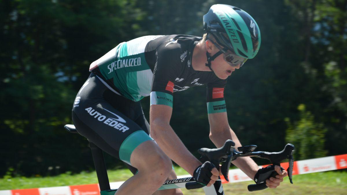 Tödlich verunglückt: Radsportler Jan Riedmann aus Karbach (Lkr. Main-Spessart)