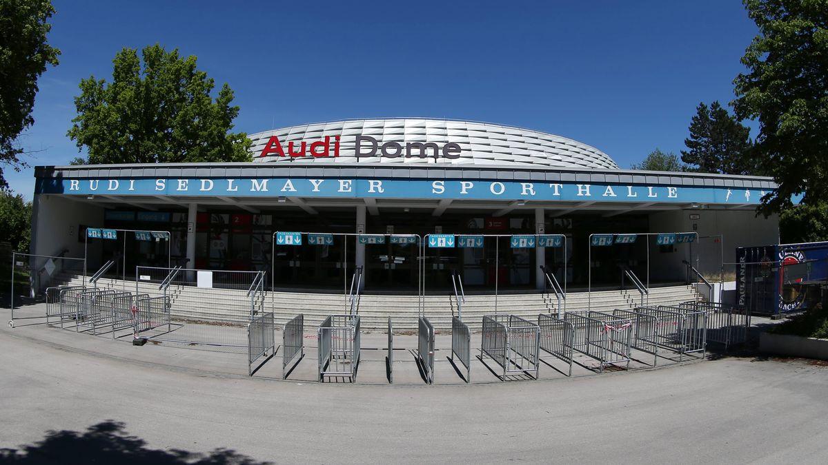Audi Dome in München