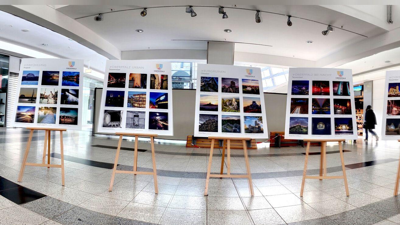 Die Ausstellung zum Fotowettbewerb #meineoberpfalz ist jetzt virtuell erlebbar.