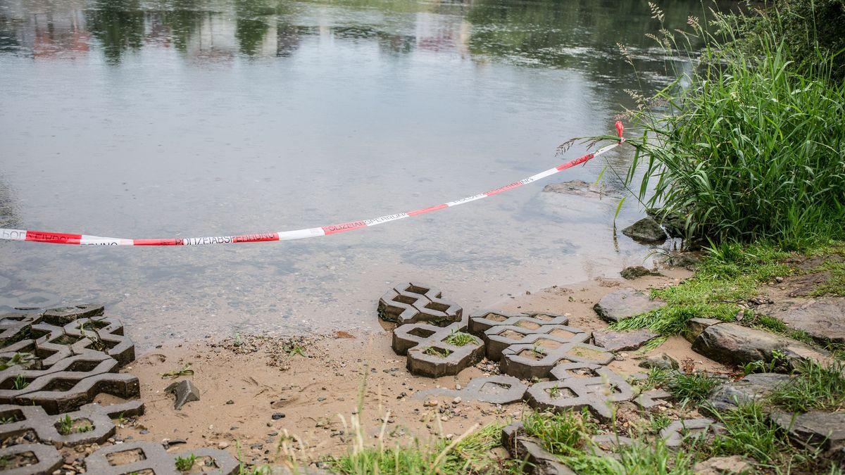 Symbolbild für Wasserleiche am Fluss