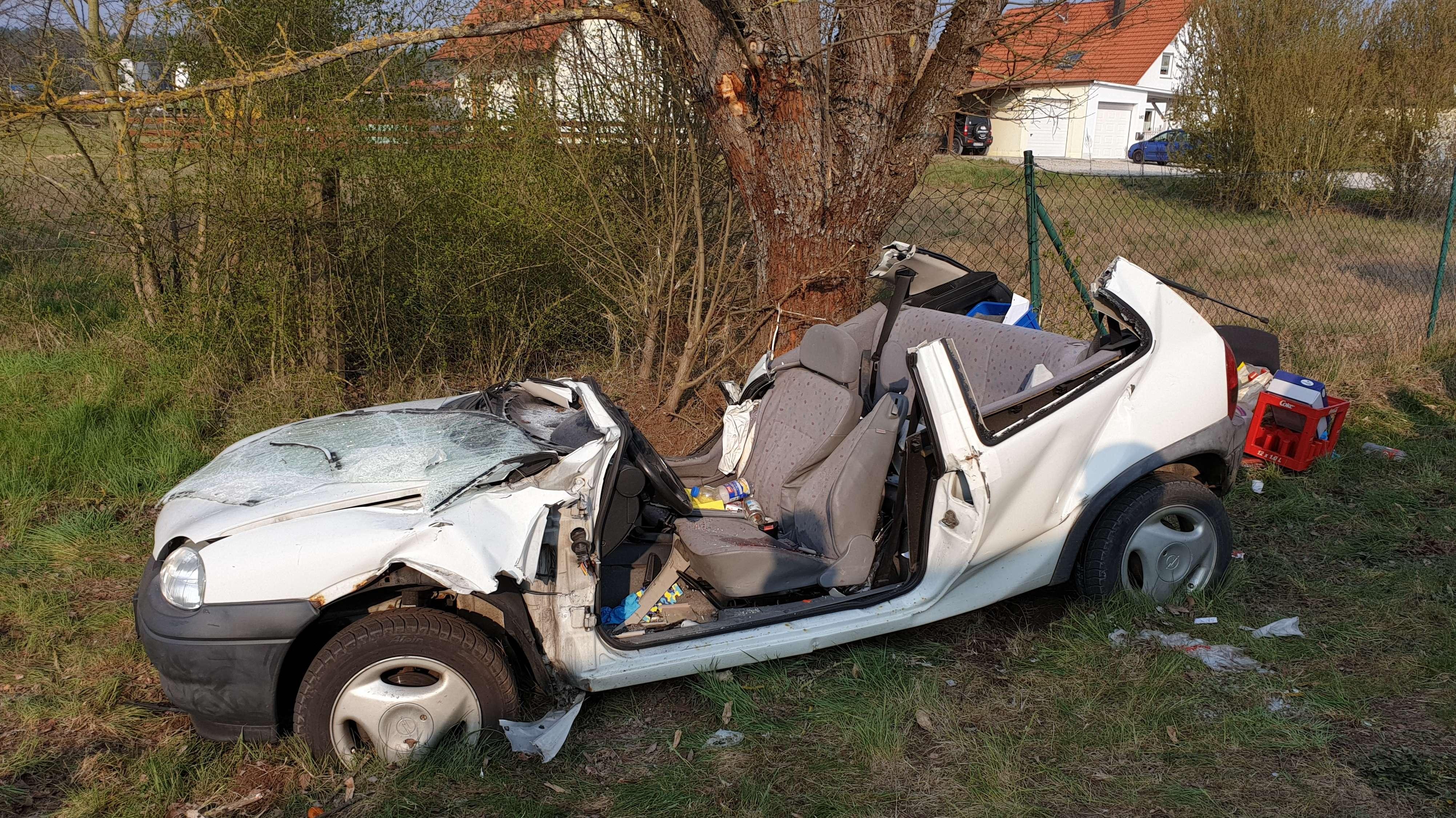 Tödlicher Unfall im Landkreis Roth