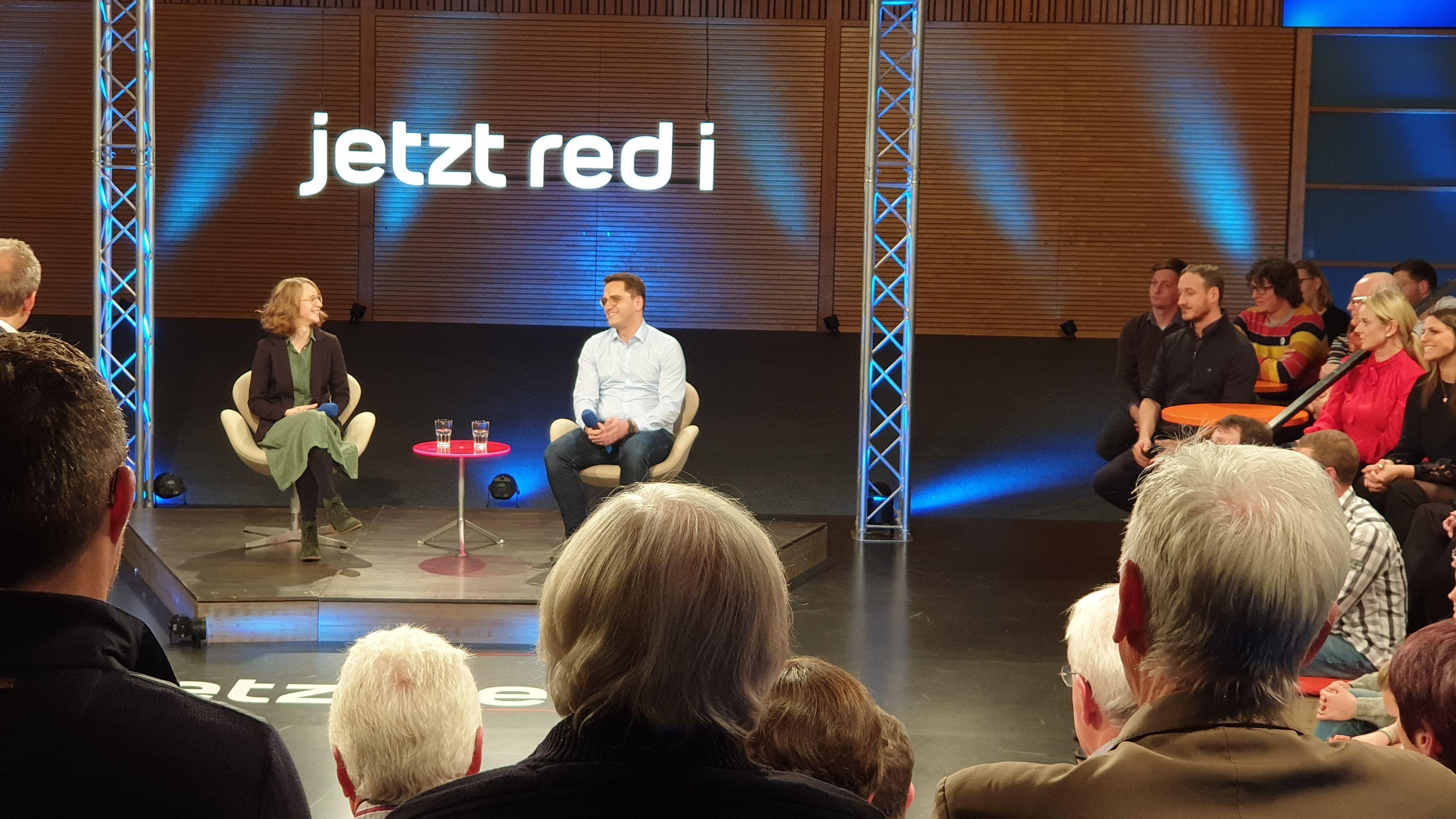 """""""Jetzt red i"""" - aus dem niederbayerischen Essenbach"""