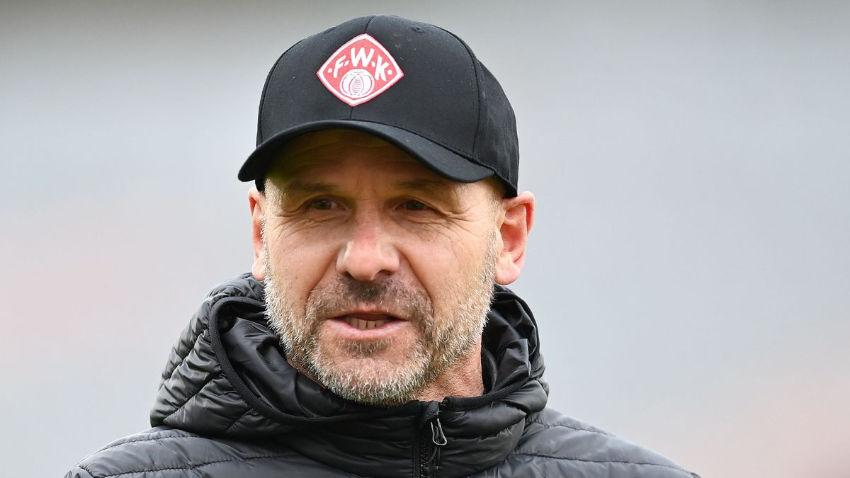 Kein Trainer mehr in Würzburg: Bernhard Trares